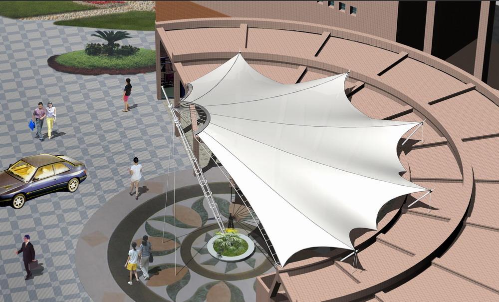 东莞市滨江体育公园管理所网球中心膜结构雨棚项目采购计划