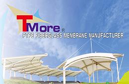 膜结构建筑工程最多应用的那种膜材料?
