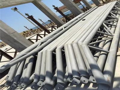 钢结构桁架加工1