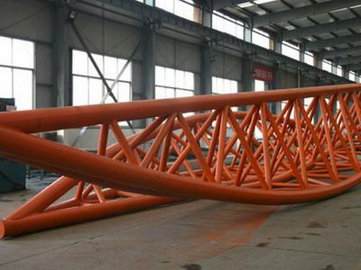 钢结构桁架加工3