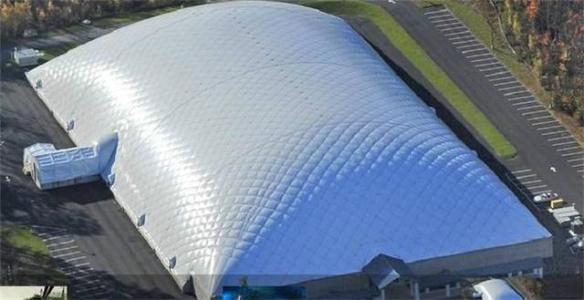 气膜煤棚对比钢结构煤棚的优势